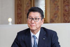 株式会社フォーペットの専務取締役 丸山利昭氏